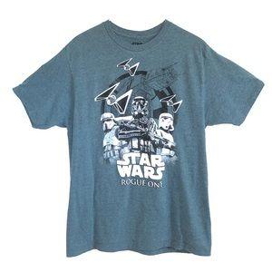 🦋 Men's Star Wars Rogue One T Shirt